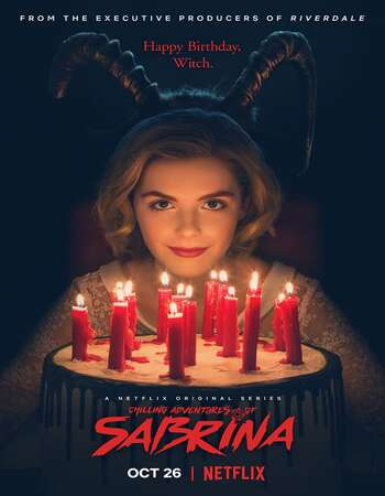 Chilling Adventures of Sabrina S01 Complete Hindi Dual Audio 720p Web-DL ESubs