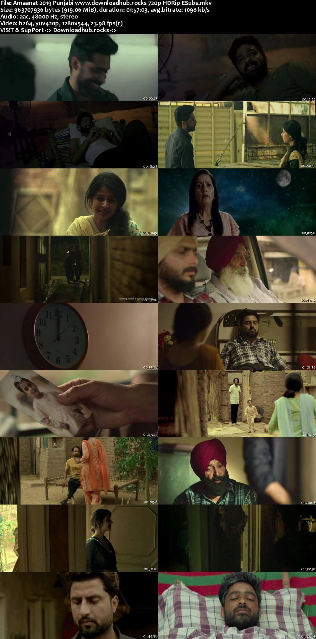 Ishqaa 2019 Punjabi 720p HDRip ESubs