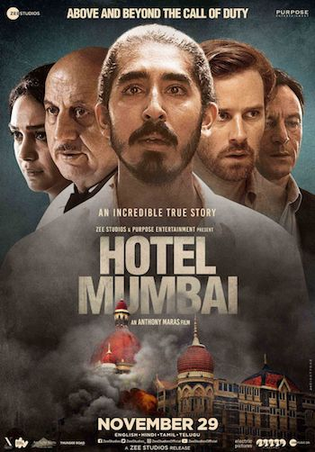 Hotel Mumbai 2019 Hindi Full Movie Download
