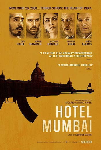 Hotel Mumbai 2019 Hindi 720p WEB-DL 900MB