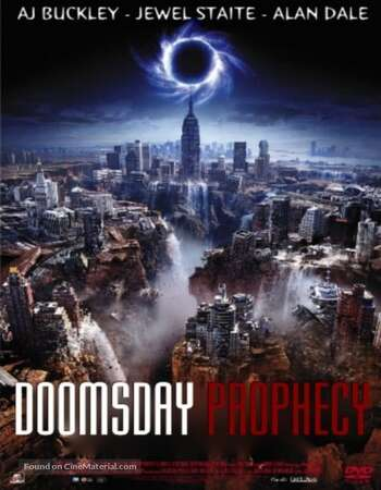 Doomsday Prophecy 2011 Hindi Dual Audio 720p BluRay ESubs