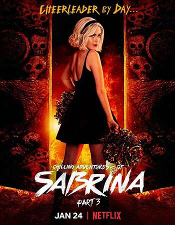 Chilling Adventures of Sabrina S03 Complete Hindi Dual Audio 720p Web-DL ESubs