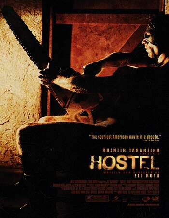 Hostel 2005 Hindi Dual Audio 300MB BluRay 480p