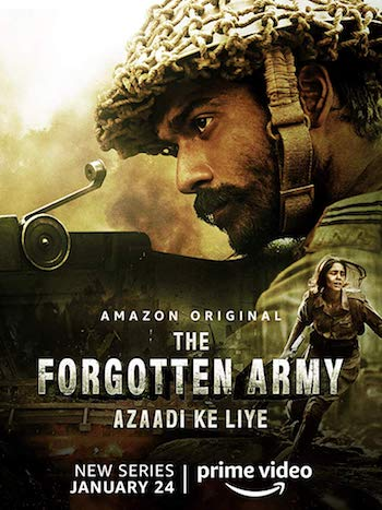The Forgotten Army 2020 Season 01 Hindi Complete 720p 480p WEB-DL 1.2GB
