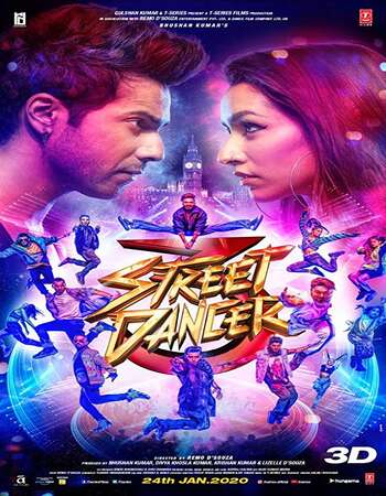 Street Dancer 3D 2020 Full Hindi Movie 720p HDRip Download
