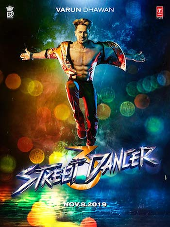 Street Dancer 3D (2020) Hindi 720p 480p pDVDRip