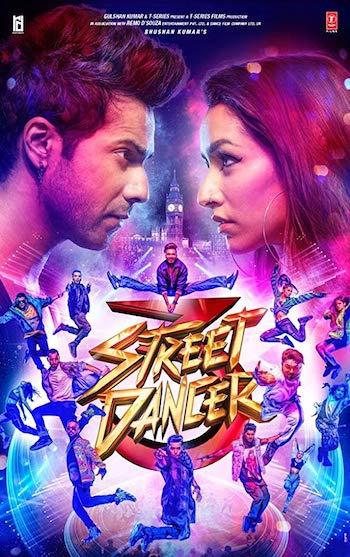 Street Dancer 3D 2020 Hindi Full Movie Download