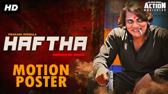 Haftha 2020 Hindi Dubbed 720p HDRip x264