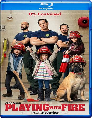 Playing With Fire 2019 English 720p BRRip 750MB ESubs