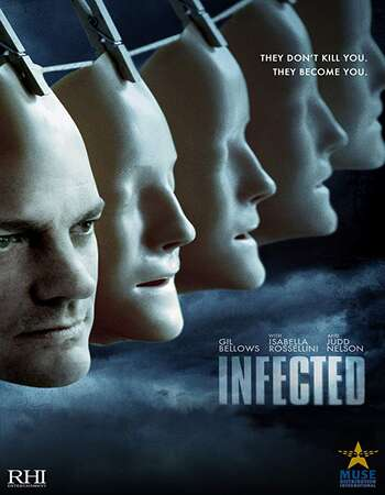 Infected 2008 Hindi Dual Audio 720p HDTVRip ESubs