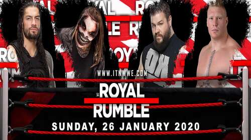 WWE Royal Rumble 26th January 2020 720p 999MB PPV WEBRip 480p