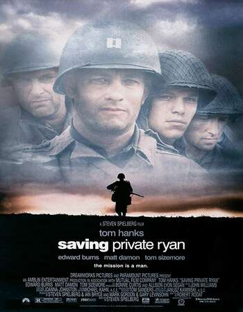 Saving Private Ryan 1998 Hindi Dual Audio BRRip Full Movie 720p Download