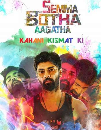 Semma Botha Aagatha 2018 UNCUT Hindi Dual Audio HDRip Full Movie 720p HEVC Free Download