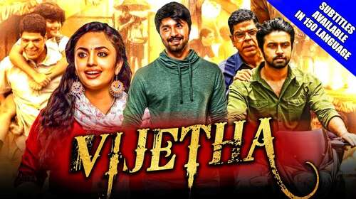 Vijetha 2020 Hindi Dubbed 720p HDRip x264