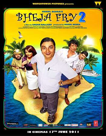 Bheja Fry 2 2011 Full Hindi Movie 720p HDRip Download
