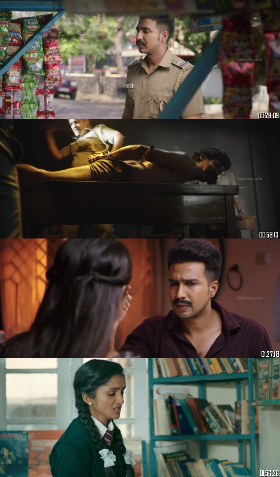 Ratsasan 2018 UNCUT HDRip 720p 480p Dual Audio Hindi Full Movie Download