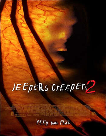Jeepers Creepers 2 2003 Hindi Dual Audio BRRip Full Movie 720p Download