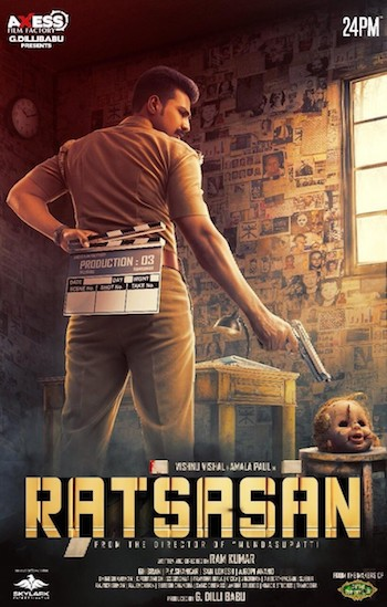 Ratsasan 2018 UNCUT Dual Audio Hindi Full Movie Download