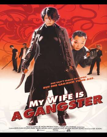 My Wife Is a Gangster 2001 Hindi Dual Audio BRRip Full Movie 720p Download
