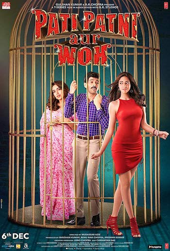 Pati Patni Aur Woh 2019 Hindi 720p WEB-DL 950mb
