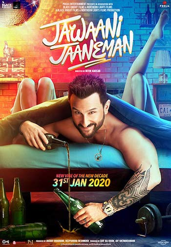 Jawaani Jaaneman 2020 Hindi 720p 480p pDVDRip