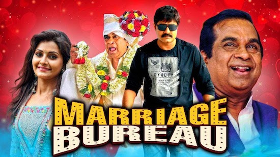 Marriage Bureau 2020 Hindi Dubbed 720p HDRip 950mb