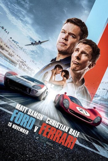 Ford v Ferrari 2019 Dual Audio ORG Hindi Bluray Movie Download