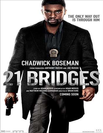 21 Bridges 2019 Full English Movie 480p Download