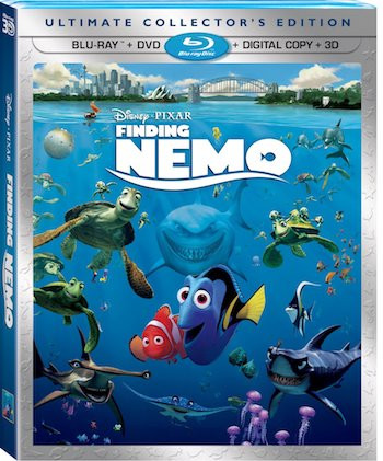 Finding Nemo 2003 Dual Audio Hindi Bluray Movie Download
