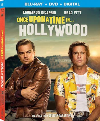 Once Upon A Time In Hollywood 2019 Dual Audio ORG Hindi Bluray Movie Download