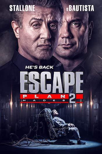 Escape Plan 2 Hades 2018 Dual Audio Hindi English BluRay720p 480p Movie Download