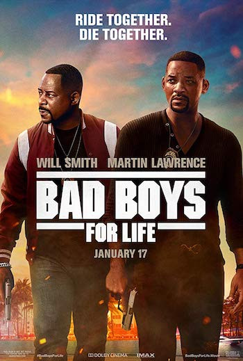 Bad Boys for Life 2020 English 480p WEB-DL 350MB ESubs