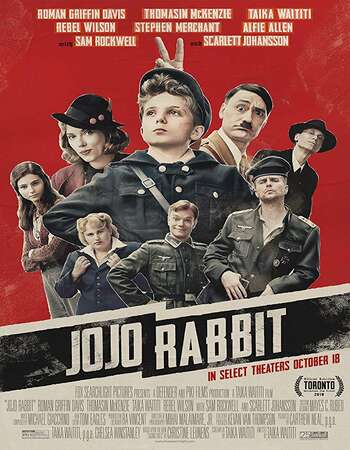 Jojo Rabbit 2019 Hindi Dual Audio BRRip Full Movie 720p HEVC Download