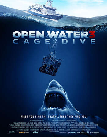 Open Water 3 Cage Dive 2017 Hindi Dual Audio BRRip Full Movie 720p Download