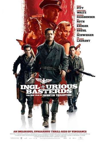 Inglourious Basterds 2009 Dual Audio Hindi English BluRay720p 480p Movie Download