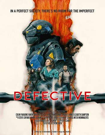 Defective 2017 Hindi Dual Audio Web-DL Full Movie 300mb Download