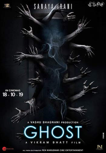 Ghost 2019 Hindi 720p WEBRip 900mb