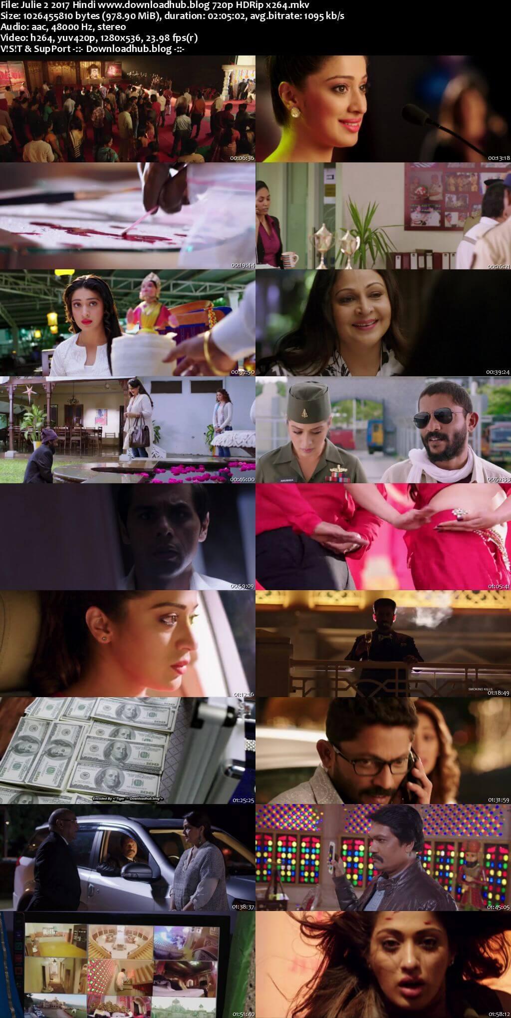 Julie 2 2017 Hindi 720p HDRip x264