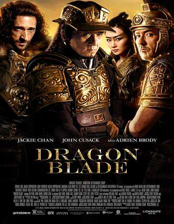 Dragon Blade 2015 Hindi ORG Dual Audio 550MB BluRay 720p ESubs HEVC