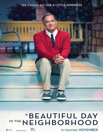 A Beautiful Day in the Neighborhood 2019 English 720p BRRip 850MB ESubs