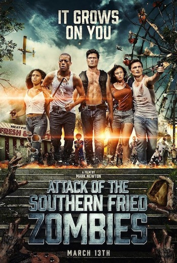 Attack Of The Southern Fried Zombies 2017 Dual Audio Hindi Bluray Movie Download