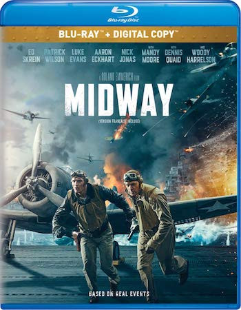 Midway 2019 English 720p BRRip 1GB ESubs