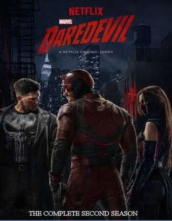 Marvels Daredevil S02 Complete Hindi Dual Audio 720p Web-DL ESubs