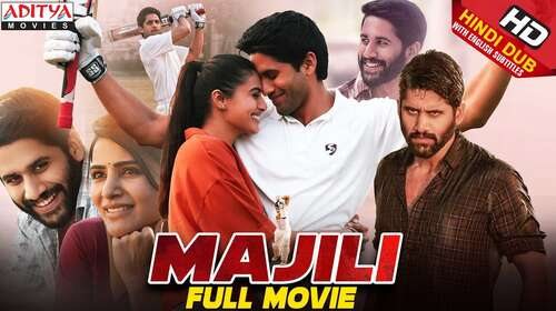 Majili 2020 Hindi Dubbed 720p HDRip x264