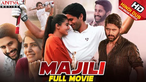 Majili 2020 Hindi Dubbed 720p HDRip 1.1GB