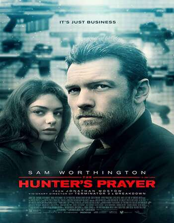 The Hunters Prayer 2017 Hindi Dual Audio 450MB BluRay 720p ESubs HEVC