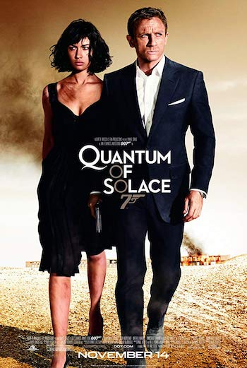 Quantum Of Solace 2008 Dual Audio Hindi English BluRay720p 480p Movie Download