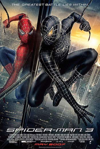 Spider-Man 3 2007 Dual Audio Hindi English BluRay720p 480p Movie Download
