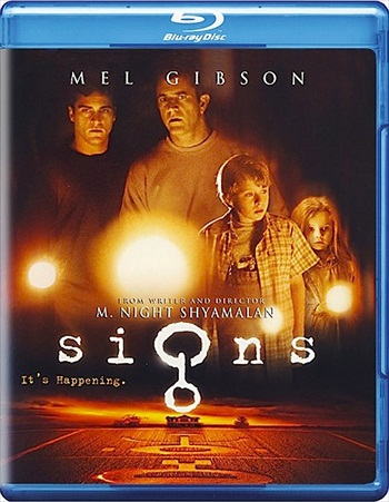 Signs 2002 Dual Audio Hindi Bluray Movie Download