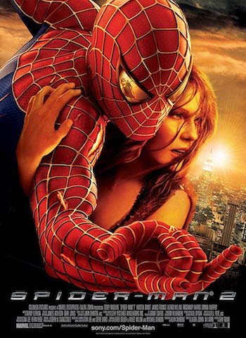 Spider-Man 2 2004 Dual Audio Hindi English BluRay720p 480p Movie Download